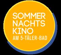 SOMMERNACHTSKINO am 5-Täler-Bad